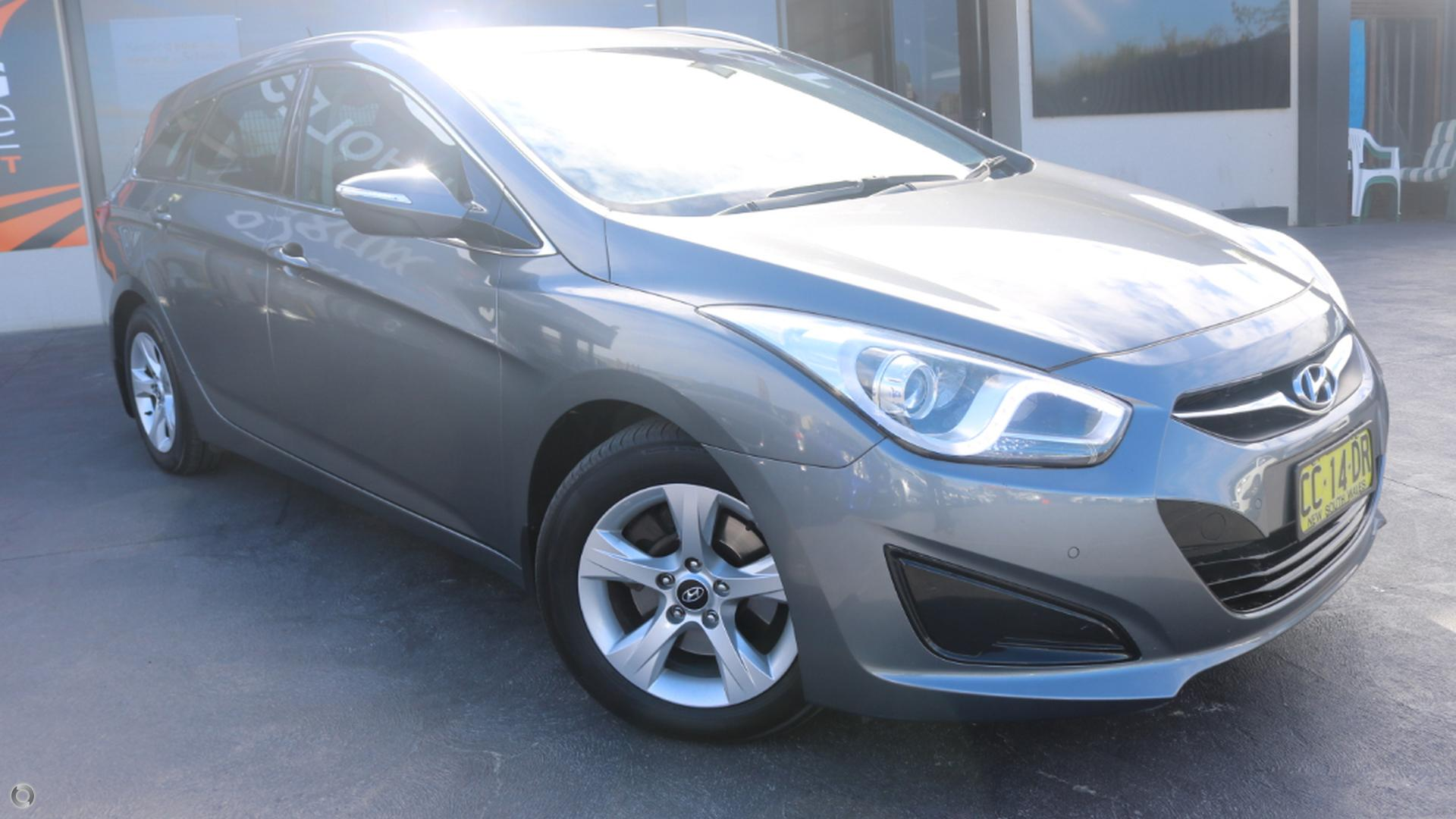 2014 Hyundai I40 Active VF2