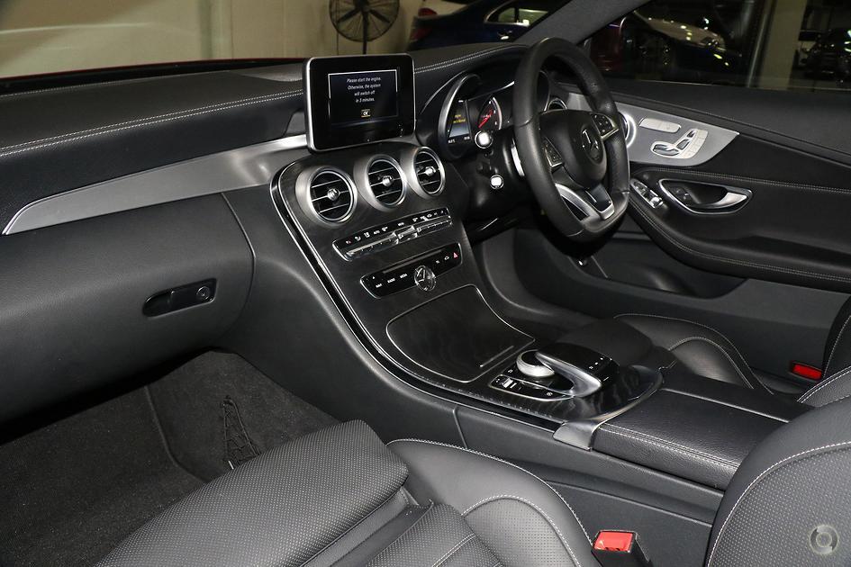2016 Mercedes-Benz C 250 D Coupe