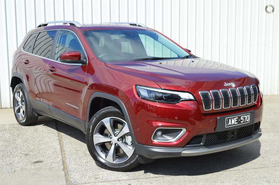 2018 Jeep Cherokee Limited KL