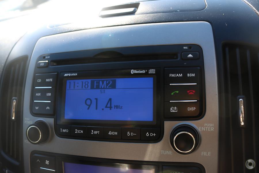 2011 Hyundai I30 SLX FD