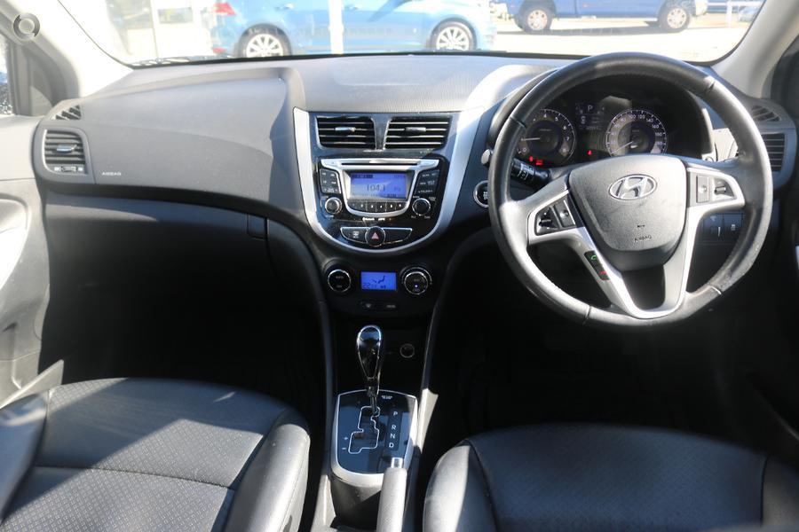 2012 Hyundai Accent Premium RB