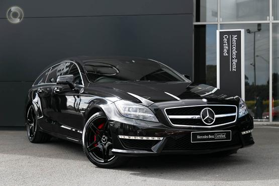 2013 Mercedes-Benz <br>CLS 63