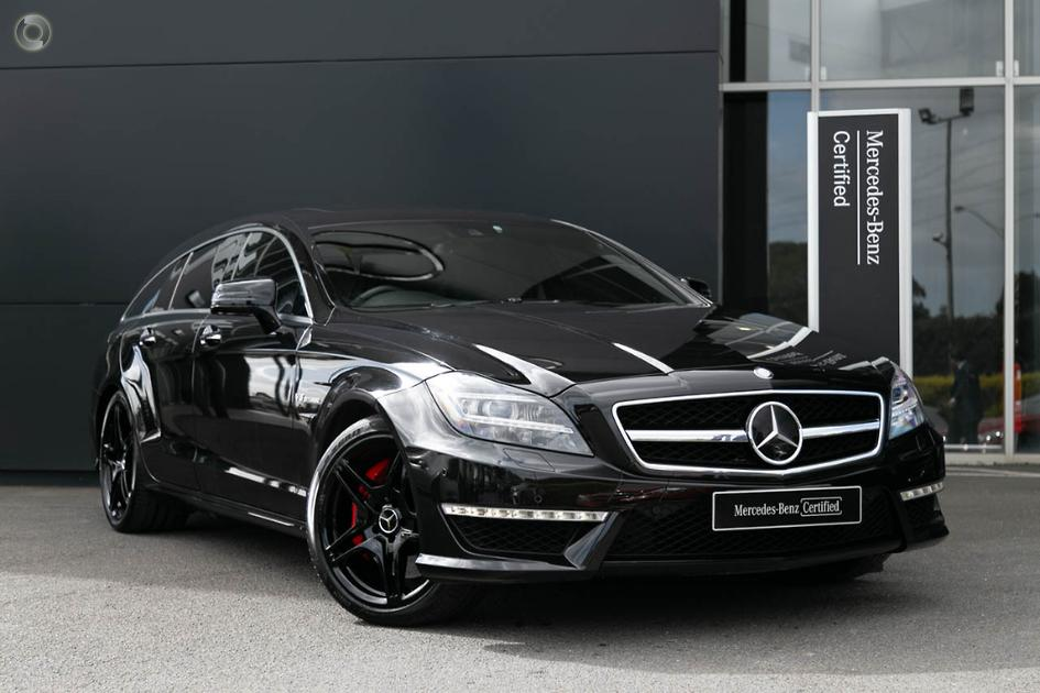 2013 Mercedes-Benz CLS 63 Shooting Brake
