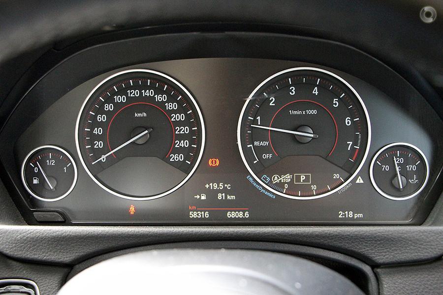 2015 BMW 335i M Sport