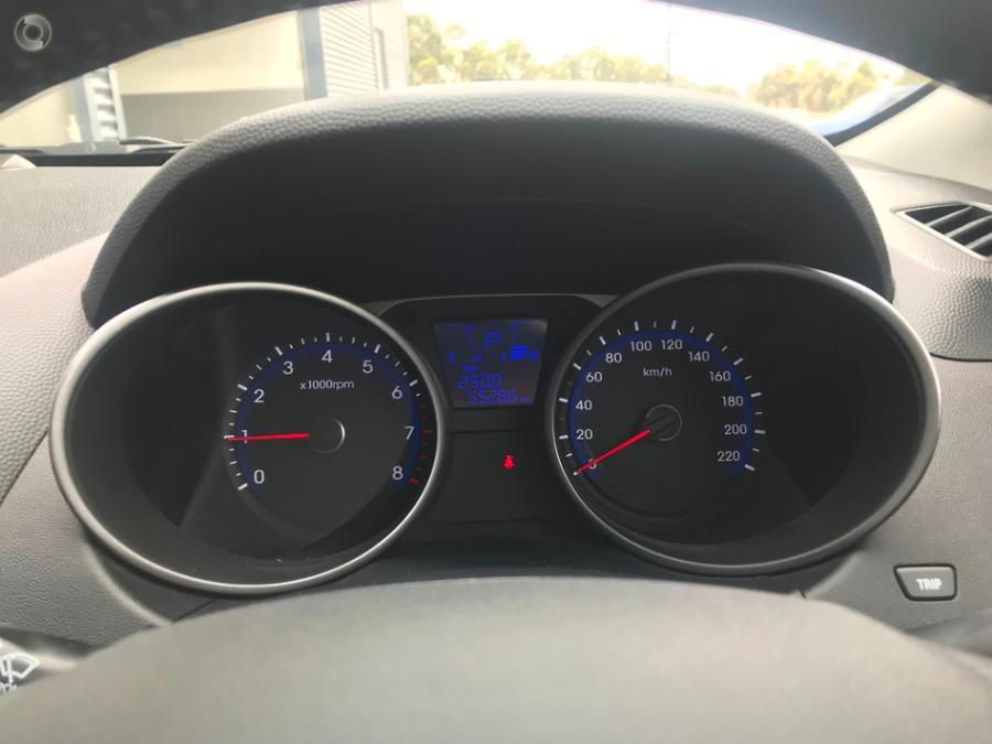 2015 Hyundai ix35 Elite Series II - Castlemaine Mitsubishi