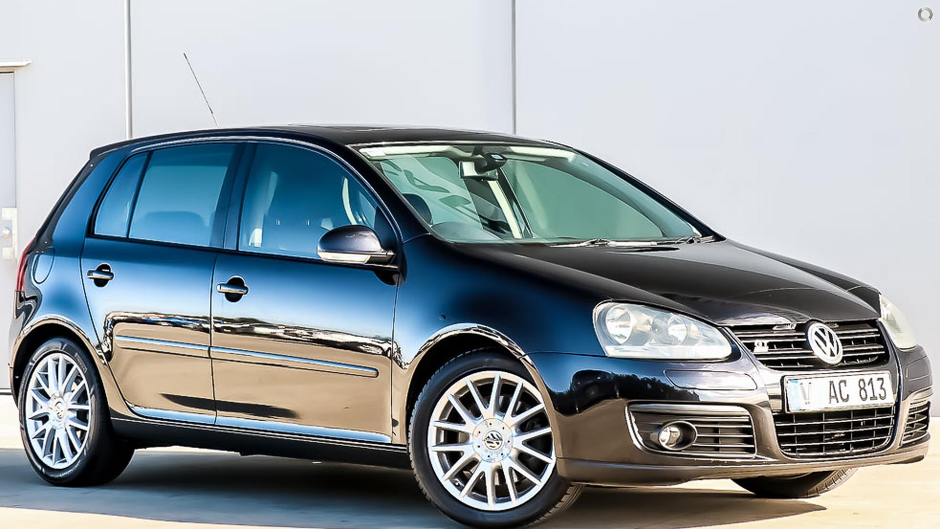 2009 Volkswagen Golf V