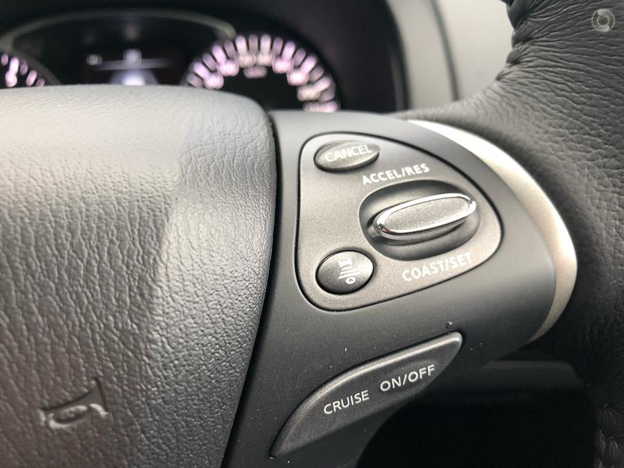 2018 Nissan Pathfinder Ti R52 Series III