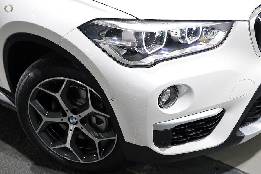 2018 BMW X1 sDrive18i