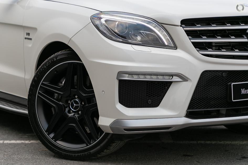 2014 Mercedes-Benz ML 63 Wagon