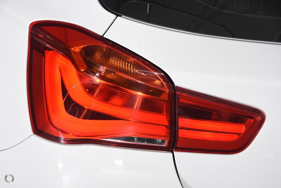 2017 BMW 118d Sport Line