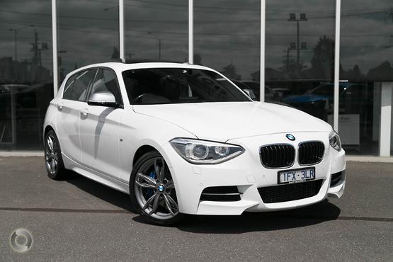 2015 BMW M 135 i