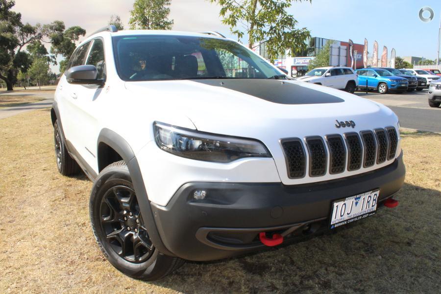 2018 Jeep Cherokee Trailhawk KL