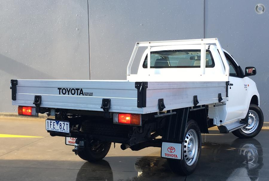 2014 Toyota Hilux SR KUN26R