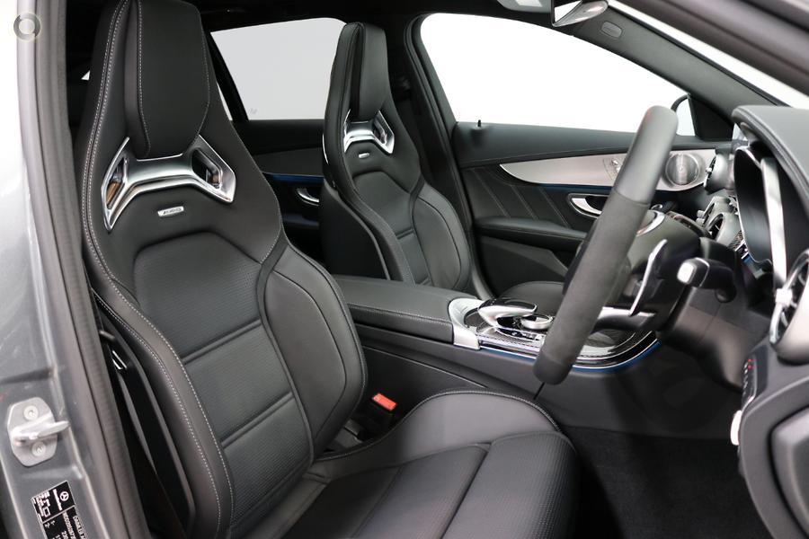 2018 Mercedes-AMG C 63 Estate