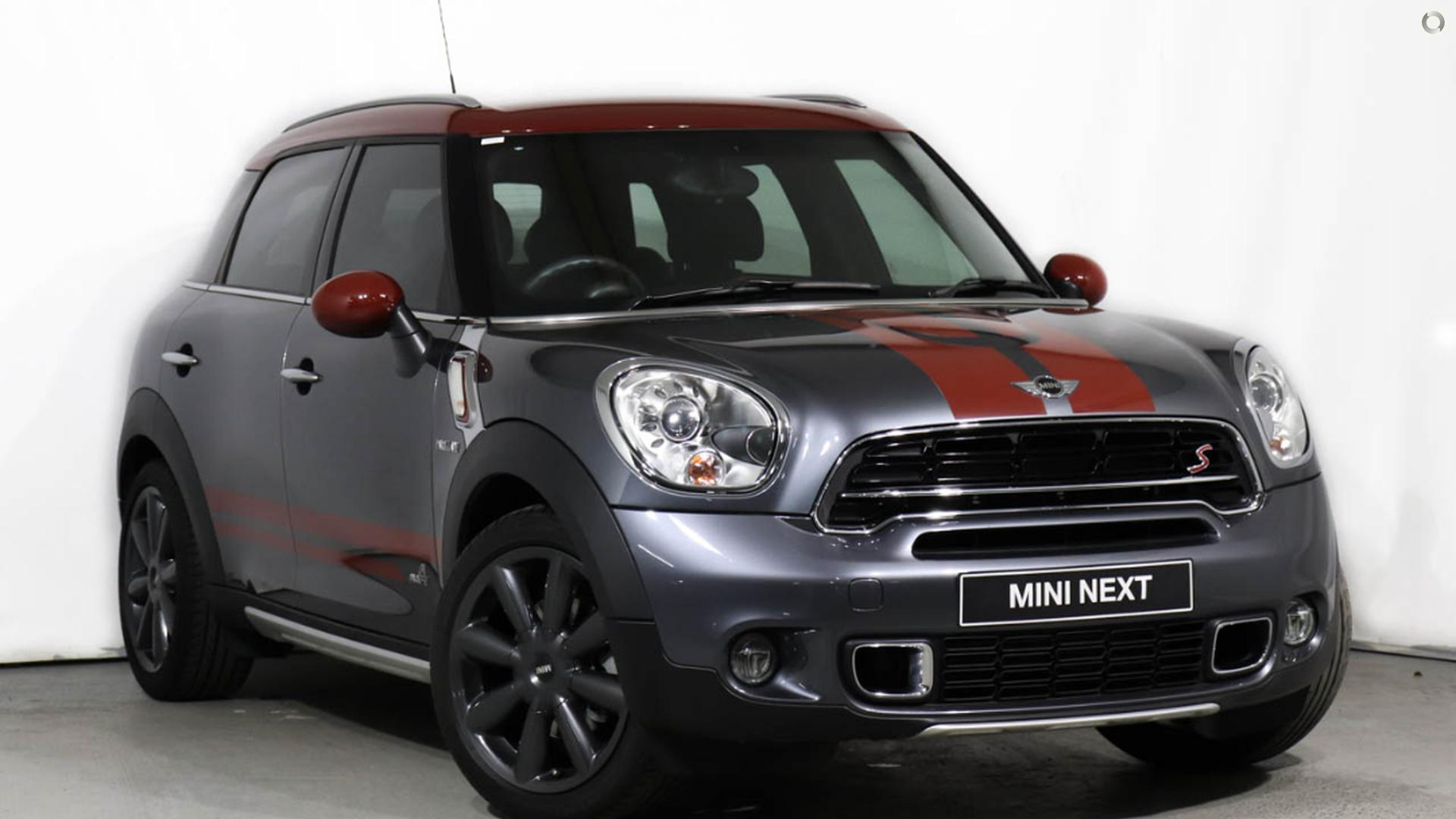2016 MINI Countryman Cooper SD