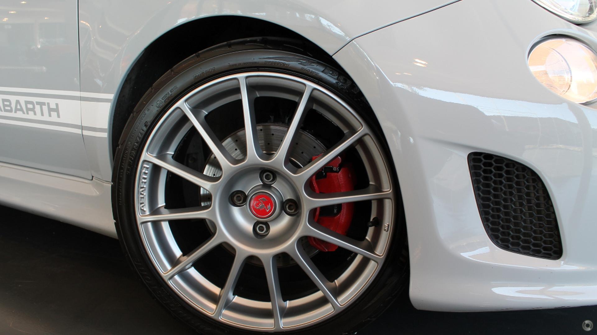 2012 Abarth 500 Esseesse C Series 1