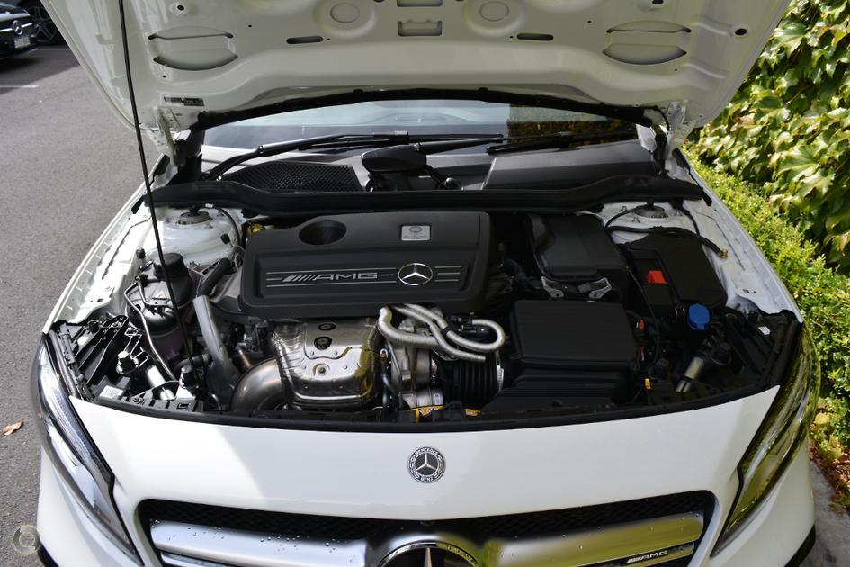 2018 Mercedes-Benz GLA 45 Wagon