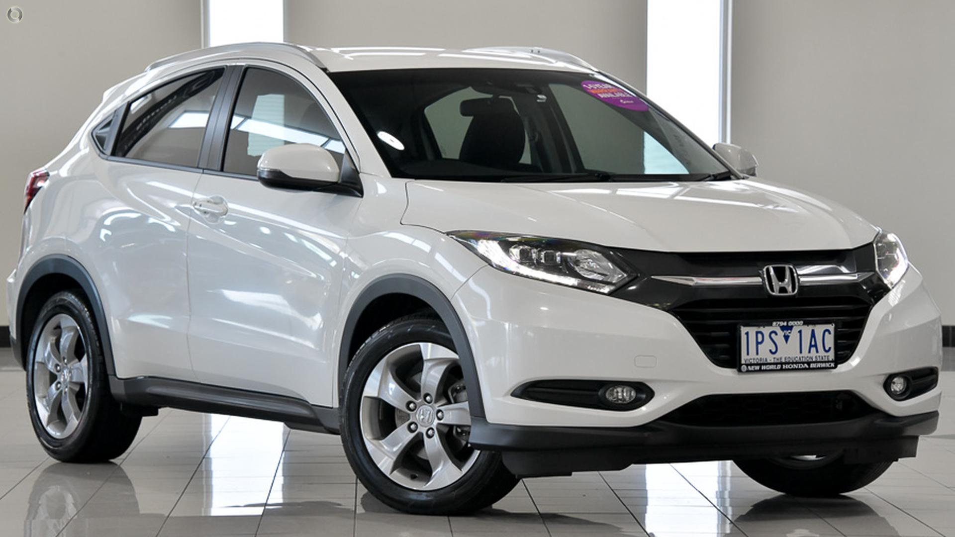 2016 Honda HR-V (No Series)