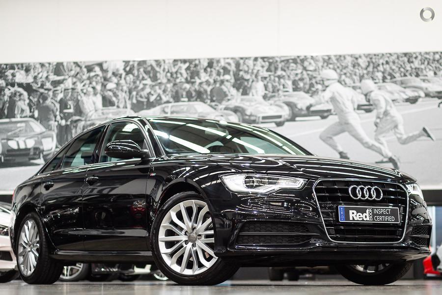 2014 Audi A6  C7