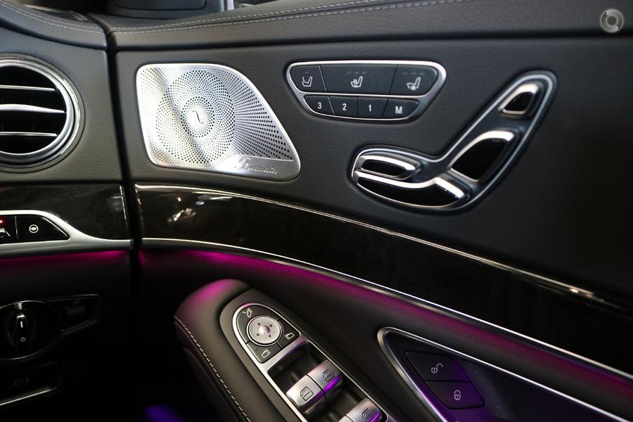 2019 Mercedes-Benz S 350 Sedan