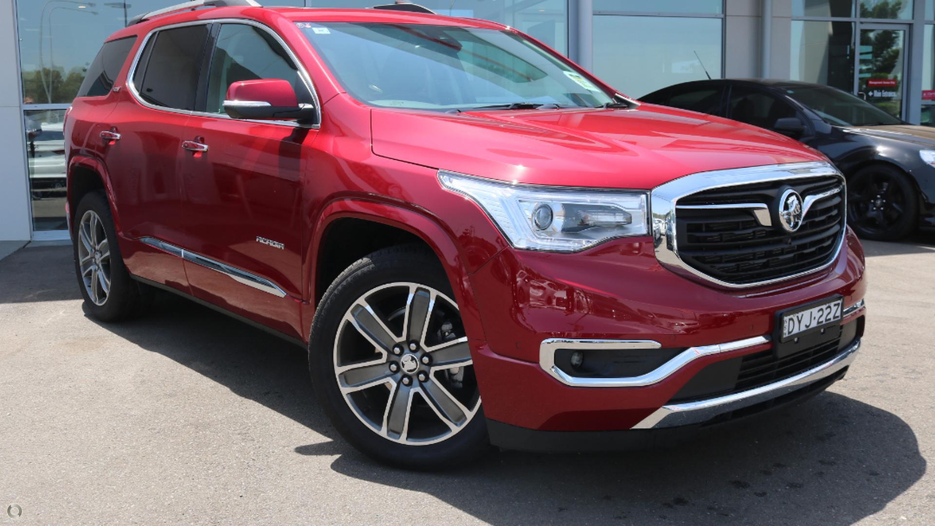 2018 Holden Acadia Ltz V Ac Wakeling Automotive