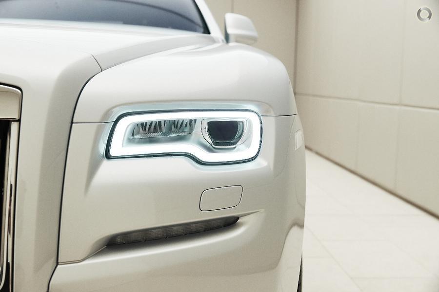 2017 Rolls-Royce Ghost  664S Series II