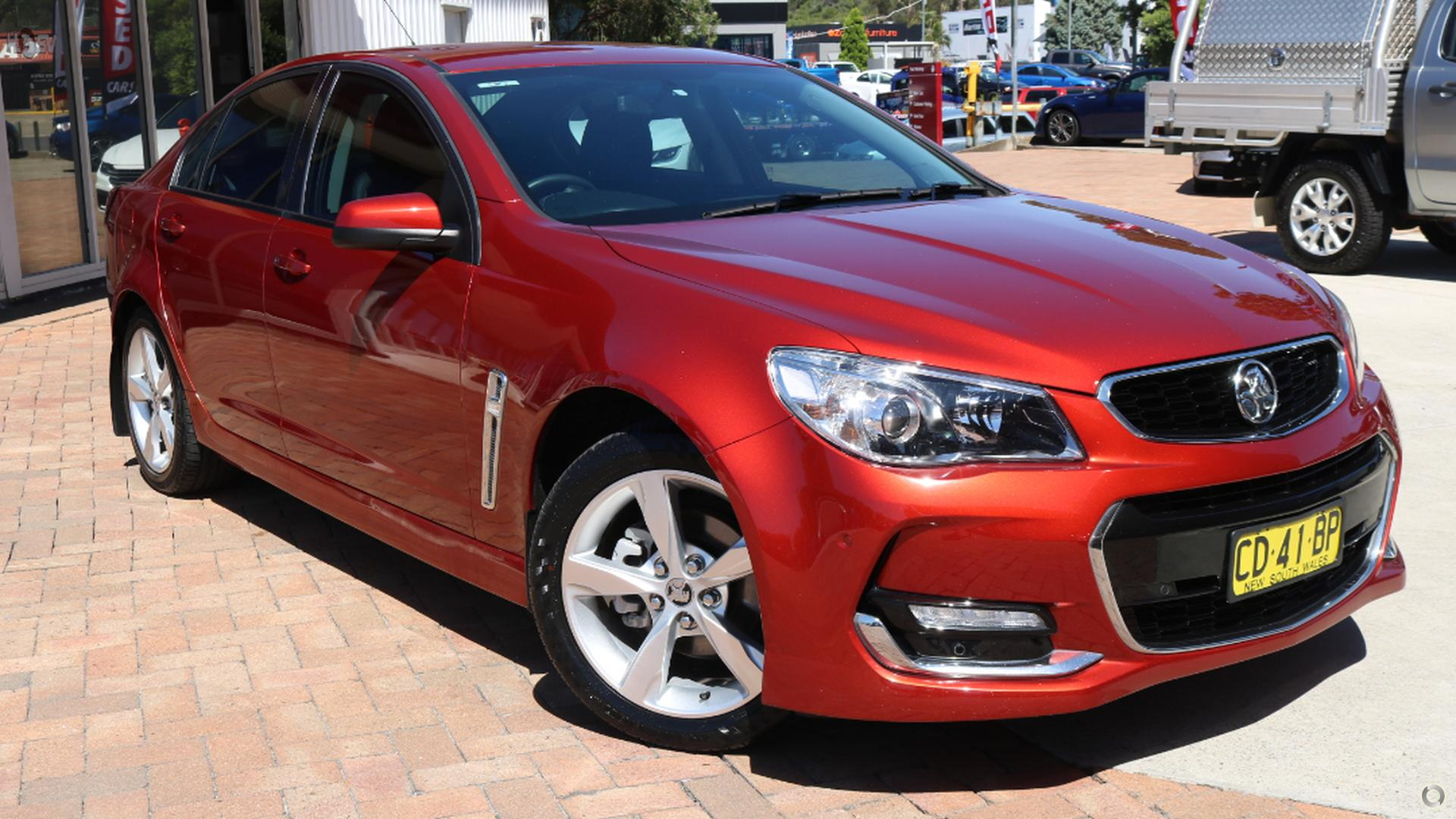 2015 Holden Commodore Sv6