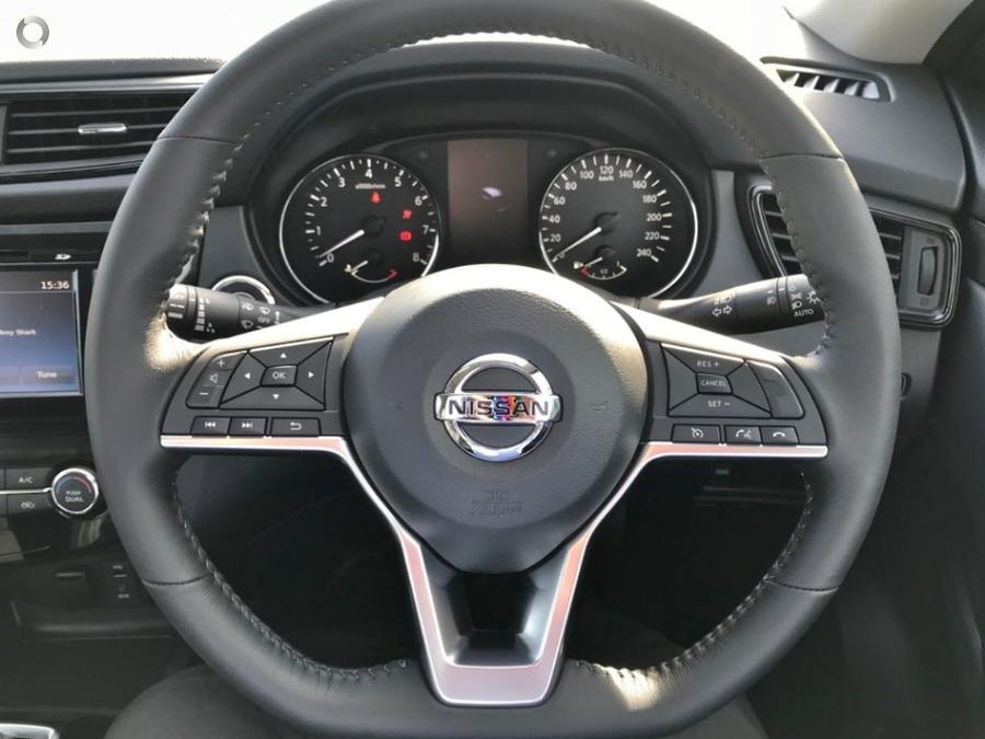 2017 Nissan X-TRAIL ST-L