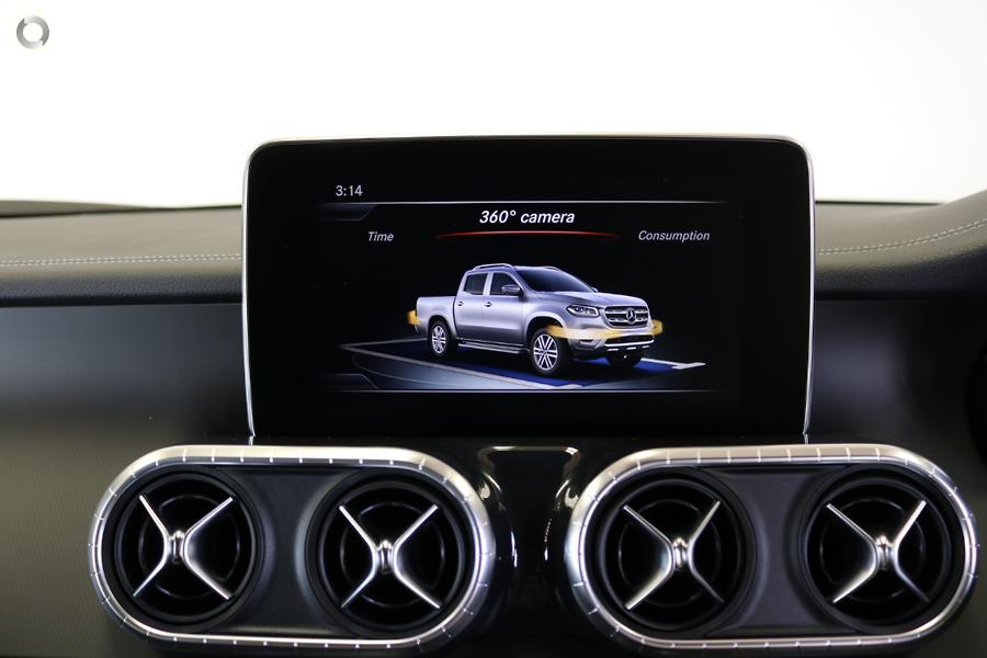2020 Mercedes-Benz X 250 Wellside