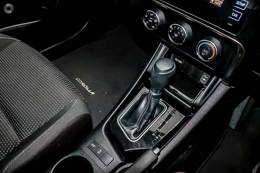 2015 Toyota Corolla Ascent ZRE182R