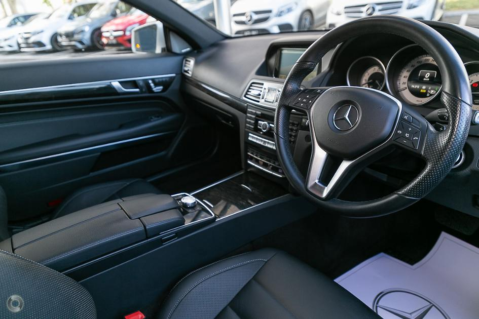 2014 Mercedes-Benz E 250 CDI Coupe