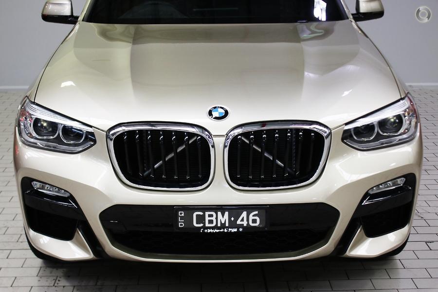 2017 BMW X3 sDrive20i