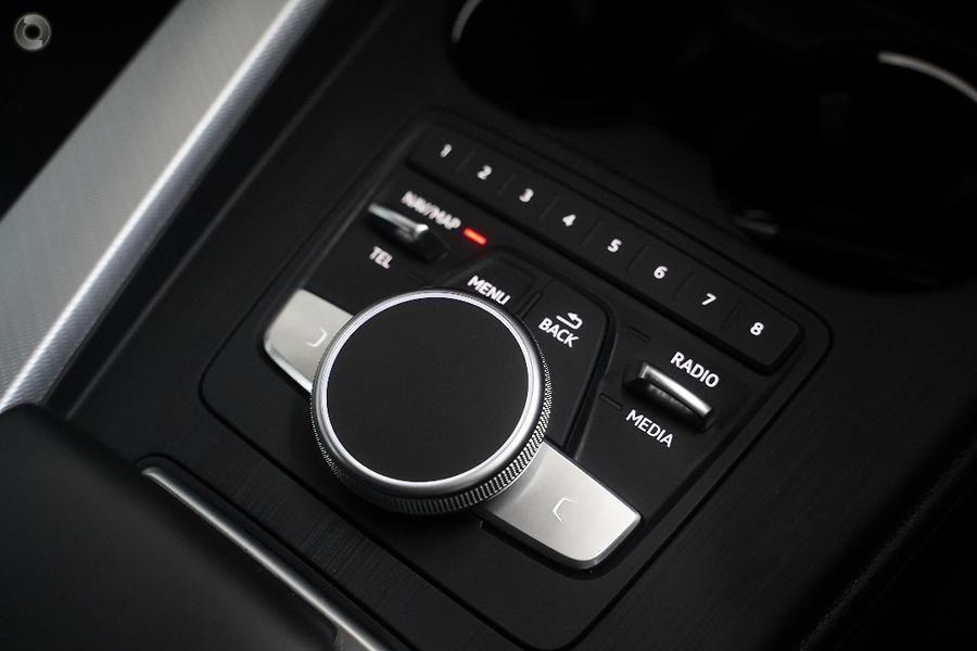 2016 Audi A4 sport B9