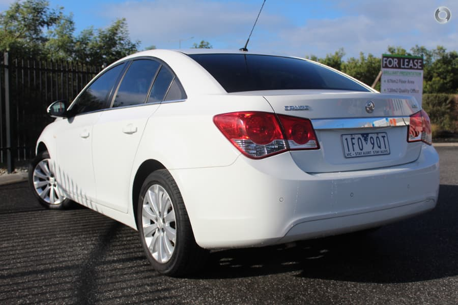 2012 Holden Cruze CDX JH Series II