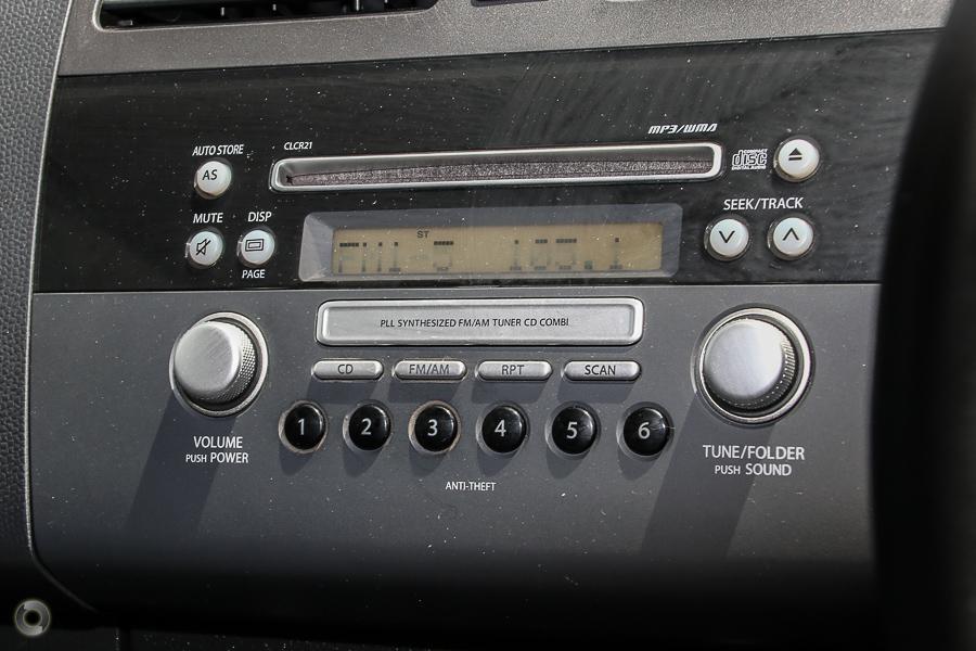 2009 Suzuki Swift  RS415