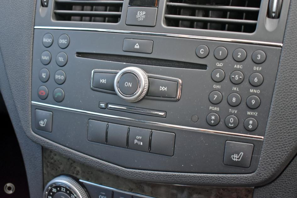 2009 Mercedes-Benz C 63 Sedan