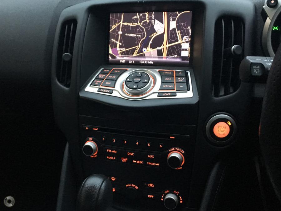 2012 Nissan 370Z