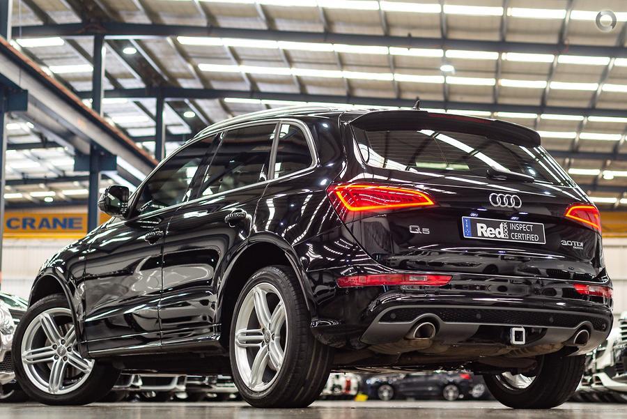 2014 Audi Q5 TDI 8R