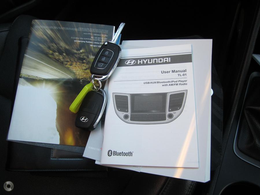 2016 Hyundai Tucson Active X TL - Bartons Hyundai Capalaba