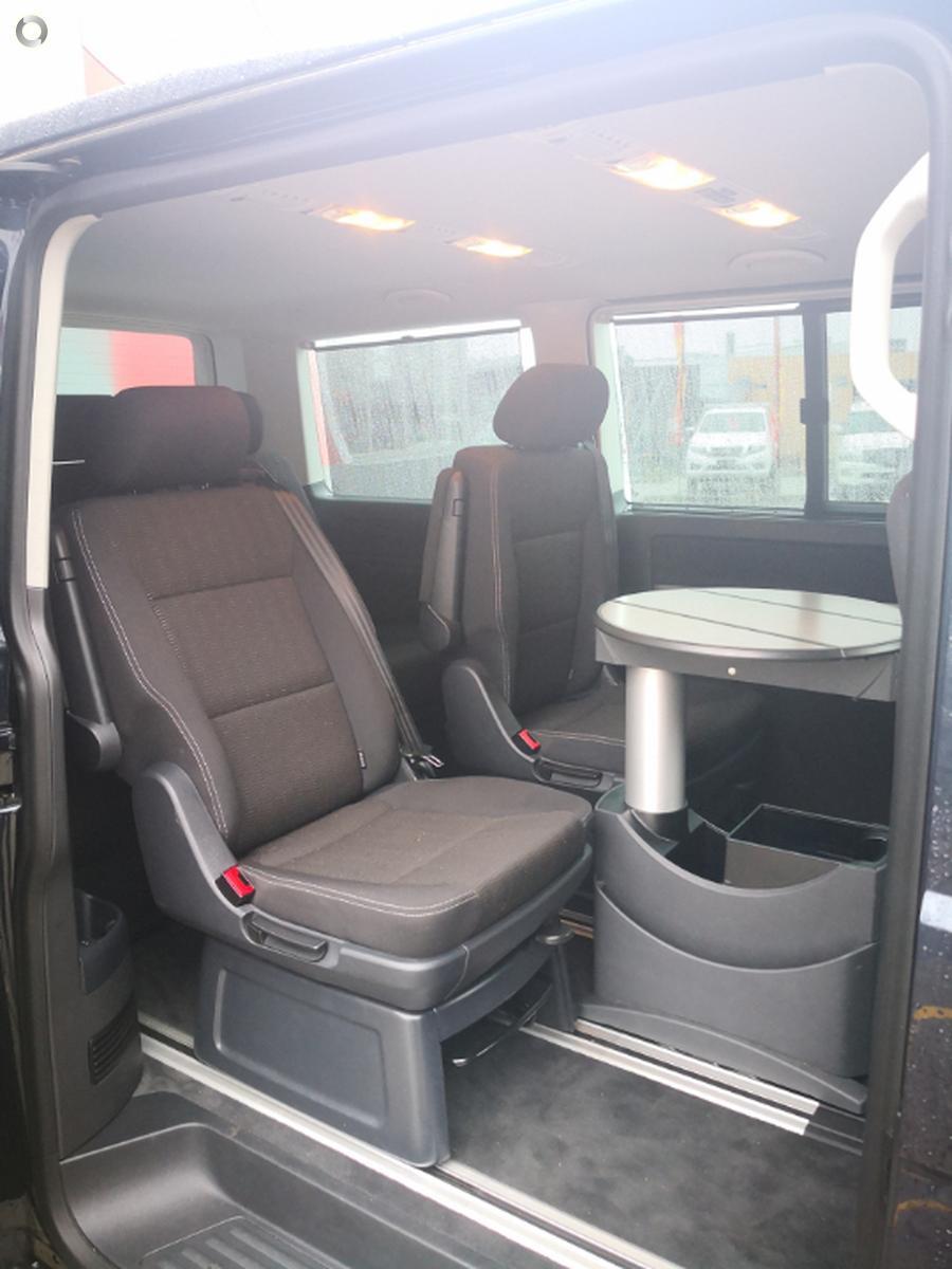 2017 Volkswagen Multivan TDI340 Comfortline T6
