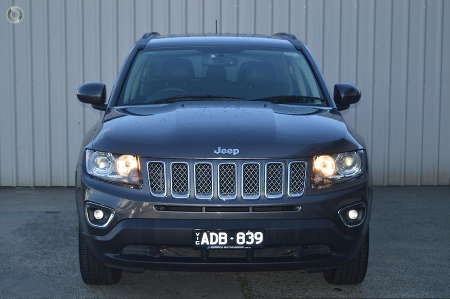 2014 Jeep Compass Limited MK