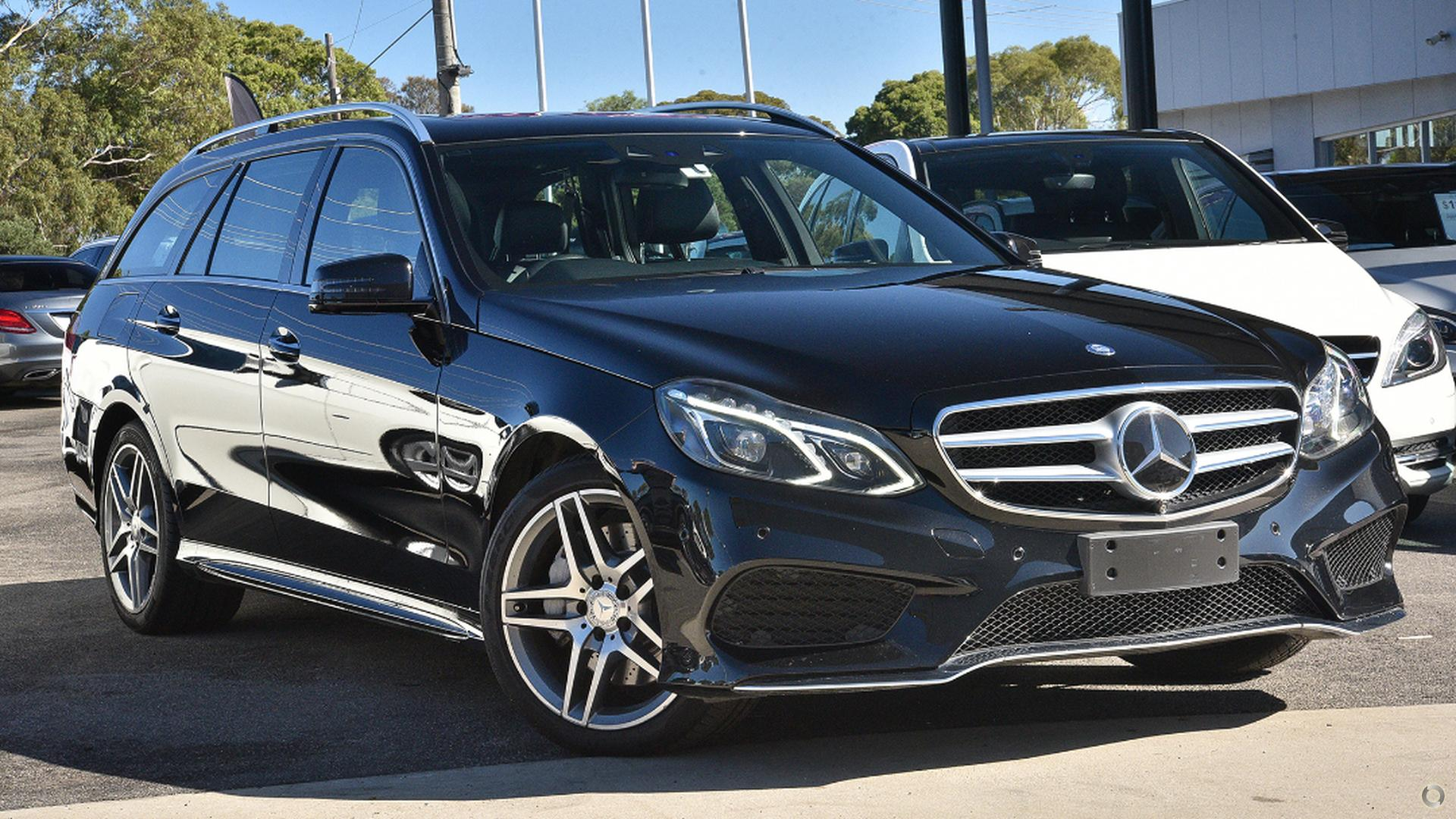 2013 Mercedes-Benz E 400 Estate