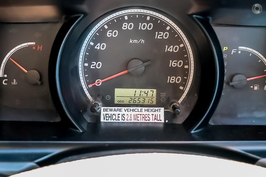 2007 Toyota Hiace  TRH221R