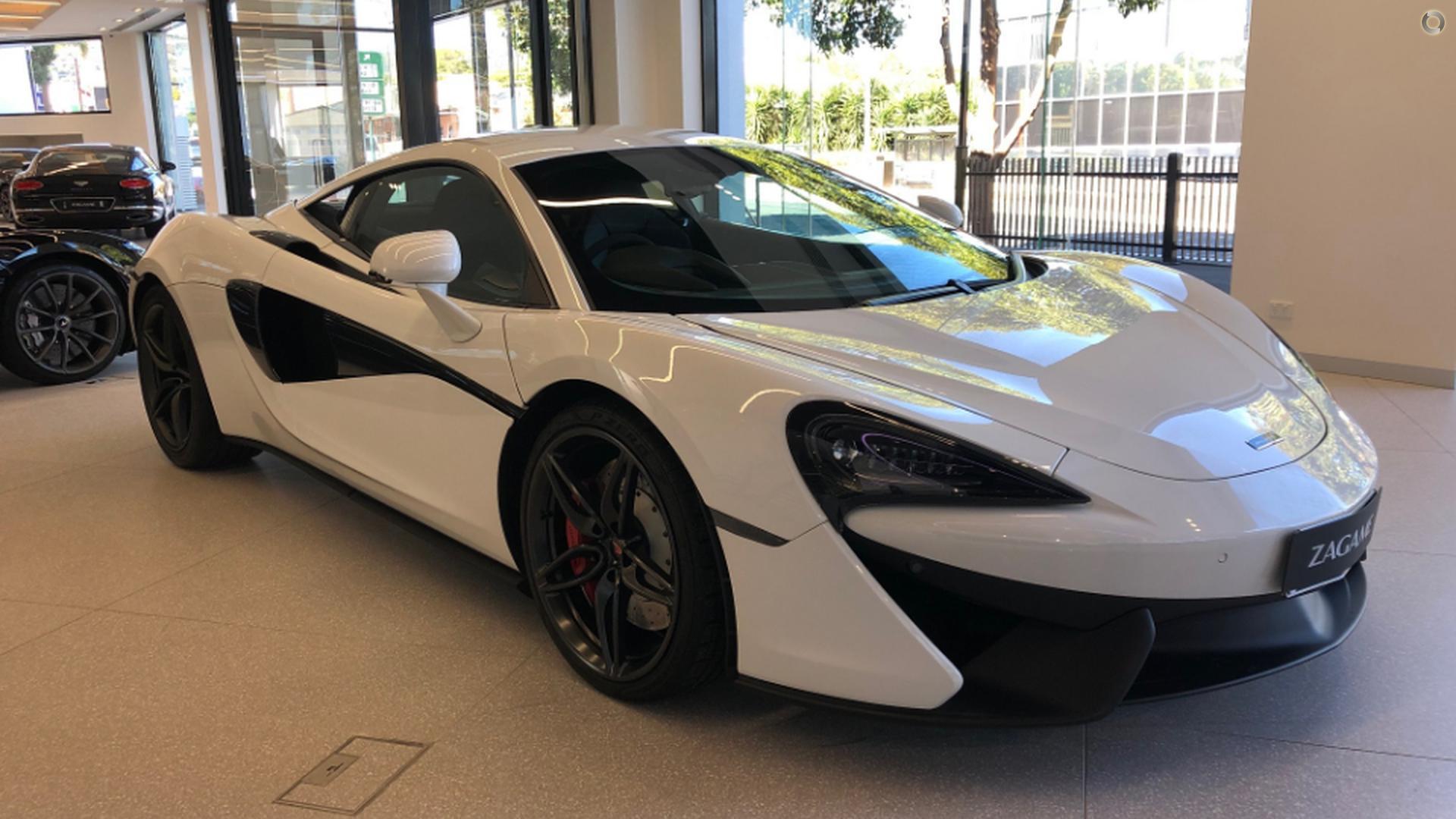 2016 McLaren 540C  (No Series)