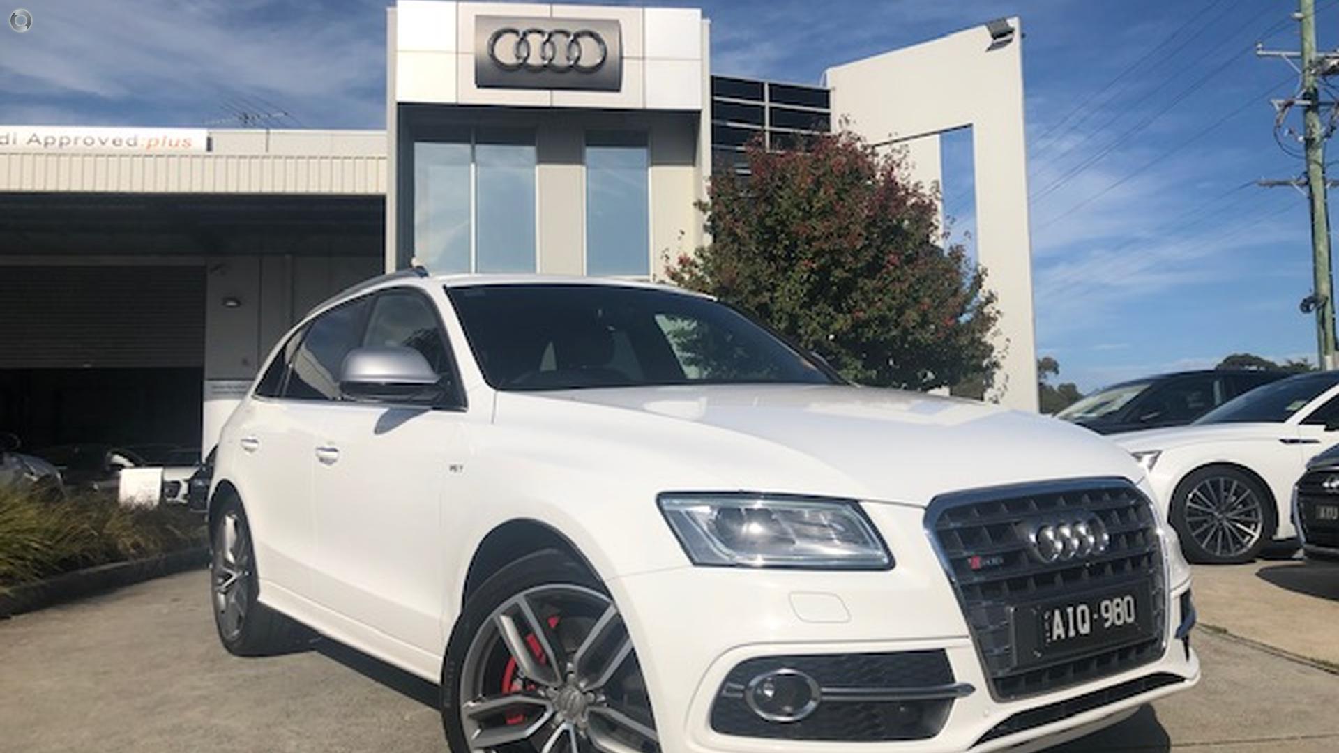 2016 Audi SQ5 8R