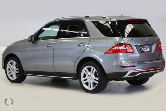 2014 Mercedes-Benz ML 250 CDI