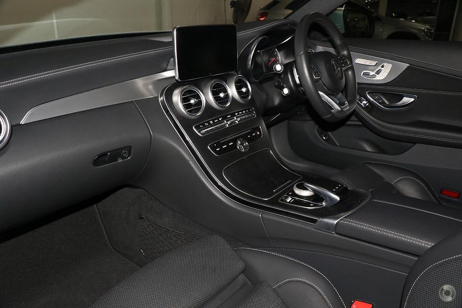 2016 Mercedes-Benz C 300 Coupe