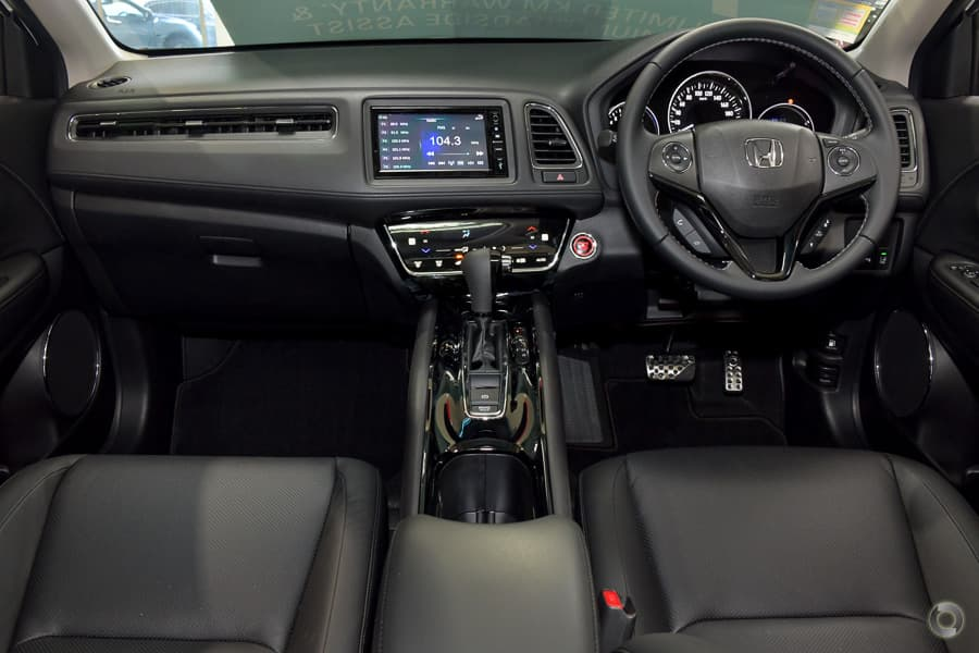 2018 Honda HR-V VTi-LX (No Series)