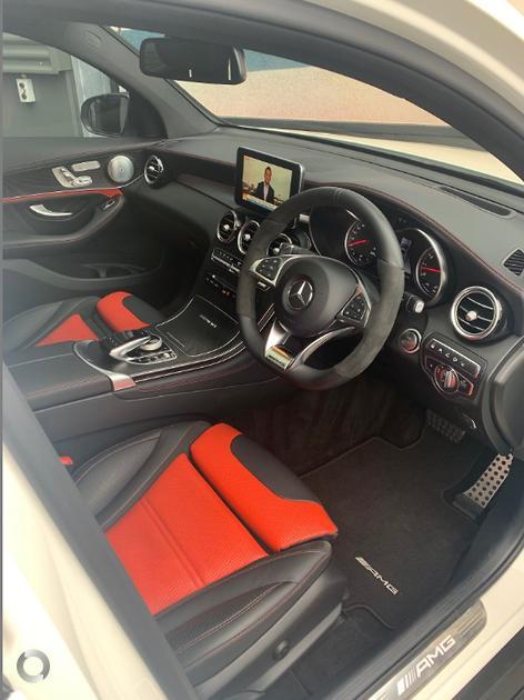 2018 Mercedes-Benz GLC 63 Coupe