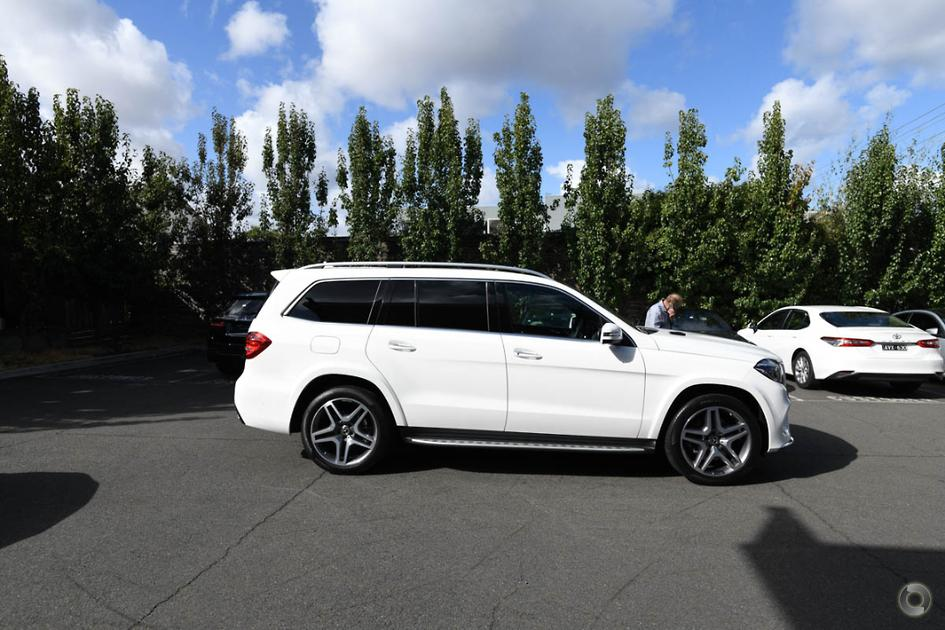 2018 Mercedes-Benz GLS 350 Wagon